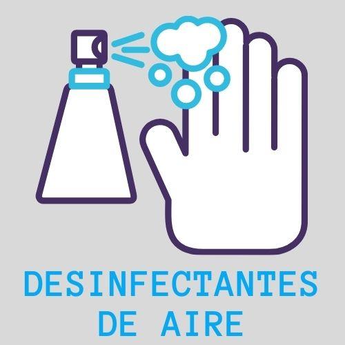 imagen logo Desinfectantes de aire