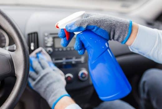 Desinfectantes de coche