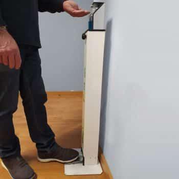 Imagen de Dispensadores desinfectantes de pie