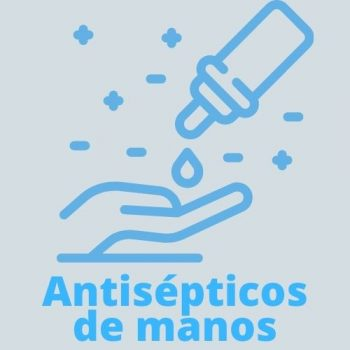Imagen antiséptico de manos
