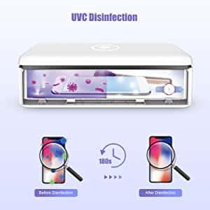 Esterilizador UV, 59S