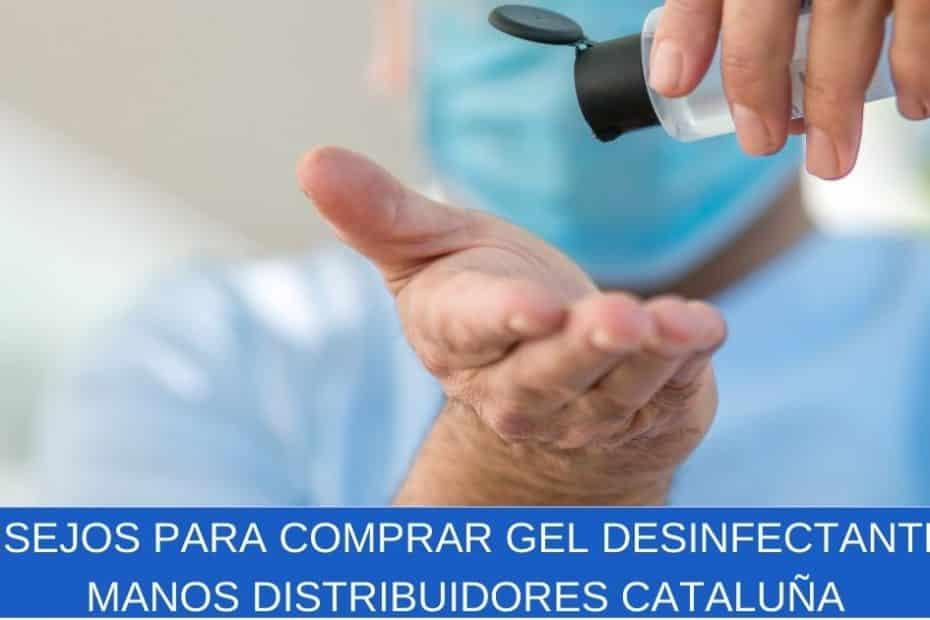 imagen banner Consejos para comprar gel desinfectante de manos distribuidores Cataluña