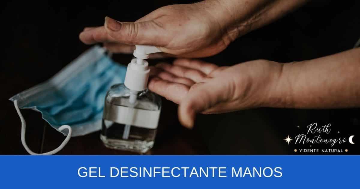 imagen banner Gel desinfectante manos